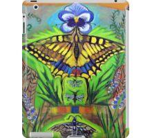 Inside the Garden iPad Case/Skin
