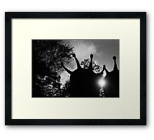 Recollection of a Childhood Dream Framed Print