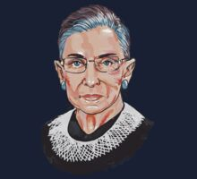 Supreme Court Justice Ruth Bader Ginsburg Kids Tee