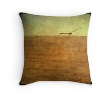 The Nullarbor. Throw Pillow