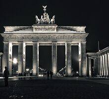 Brandenburger Tor by Kofoed