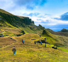 Go Forth - Scotland - Isle of Skye Landscape by Mark Tisdale