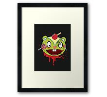 nutty Framed Print