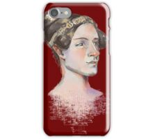 Ada Lovelace - The First Computer Programmer iPhone Case/Skin