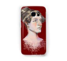 Ada Lovelace - The First Computer Programmer Samsung Galaxy Case/Skin