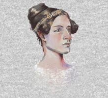 Ada Lovelace - The First Computer Programmer One Piece - Short Sleeve