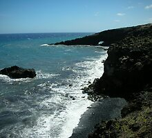 Windward Coast  by aura2000