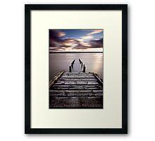 120secs Framed Print