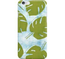 MCM Tiki Palm iPhone Case/Skin