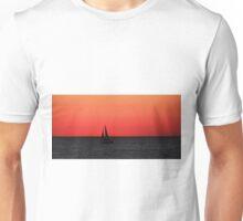 sailing into the sunset Unisex T-Shirt
