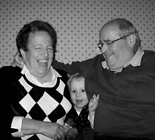 The doting grandparents by daive