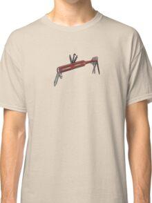 Swiss Tooth Brush Classic T-Shirt