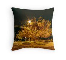 Cnr Lennox St & Richmond Tce, Richmond Throw Pillow