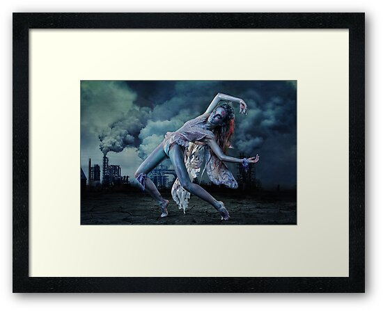 """COPENHAGEN or """"The end of fairytales"""" I by jamari  lior"""