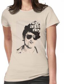 Nathan Barley Womens Fitted T-Shirt