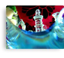 Chess 2 Canvas Print