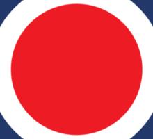 Vintage Airforce Roundel Sticker