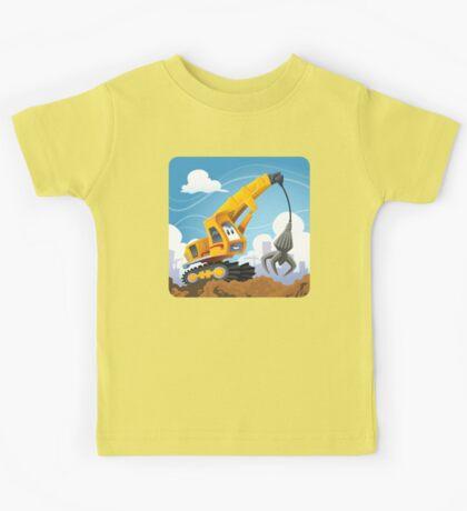 Claw Crane Kids Tee