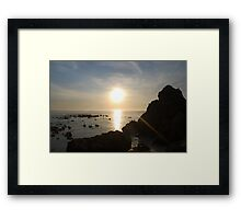 port mac Framed Print