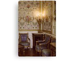 Rococo Architecture Canvas Print