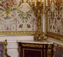 Rococo Architecture Sticker