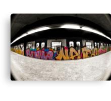 Rome Metro Canvas Print