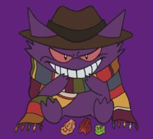 Gengar Who? by Cat Vickers-Claesens