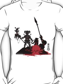 The Game of Kings, Wave Eight: The Black Queen's Pawn T-Shirt