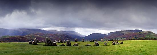 Castlerigg Stone Circle by Chris Tait