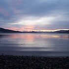 Srachure bay Loch Fyne by Mike Hill