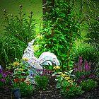"""Crystal Garden"" by franticflagwave"