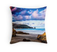 The Cape Throw Pillow