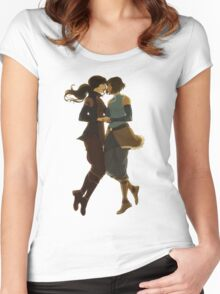 One True Pairing Women's Fitted Scoop T-Shirt
