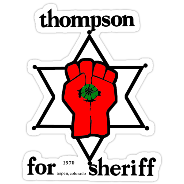 Thompson for Sheriff 2 by Charlie Reds