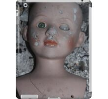 doll and ash iPad Case/Skin