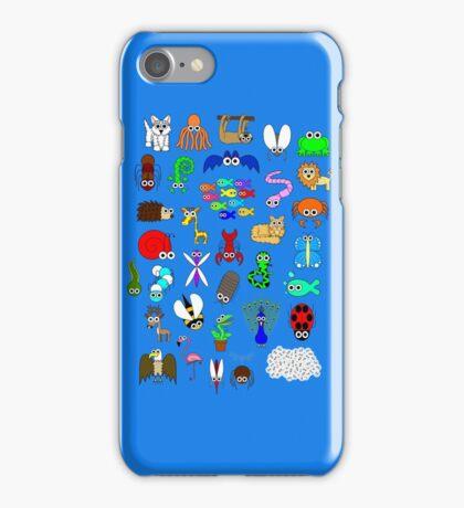 BUGMARKS iPhone Case/Skin