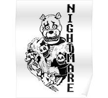 Nightmare Freddy Poster