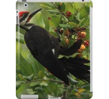 pickin berries iPad Case/Skin