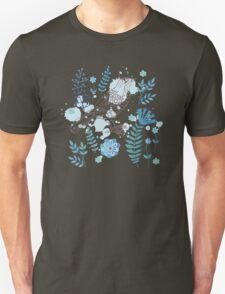 Bird with flowers T-Shirt