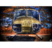 The Huey Photographic Print