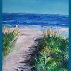 Jersey Shore Dunes  by schiabor