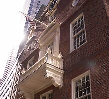 Old State House by Scott Curti