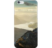 View from Ben Venue iPhone Case/Skin