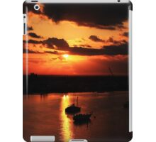 Sunrise over San Carlos Island iPad Case/Skin