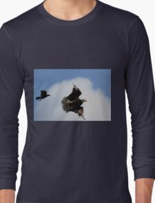 The chase in motion Long Sleeve T-Shirt