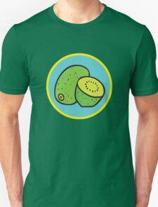 KIWIFRUIT half fruit melonette kiwi Unisex T-Shirt