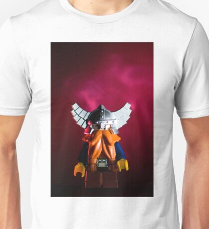 Angry Dwarf Unisex T-Shirt