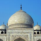 Actual Tomb of Taj Mahal by RajeevKashyap