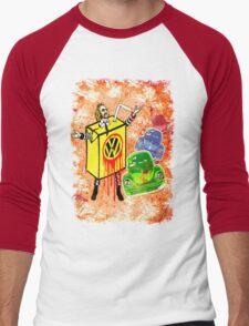 Vintage Beetle Juice Men's Baseball ¾ T-Shirt