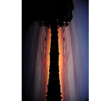 Dusk - A Different Perspective Photographic Print